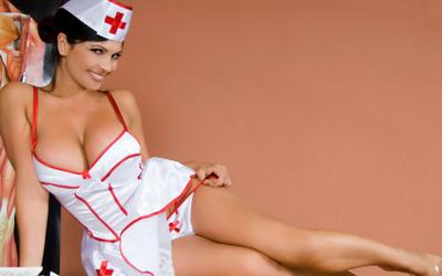 Ролевые игры. Медсестра – пациент.