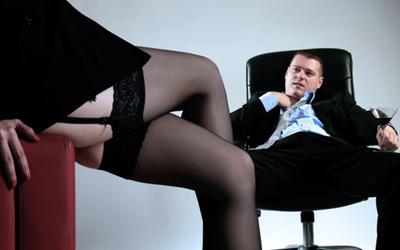 Ролевые игры. Босс — секретарша