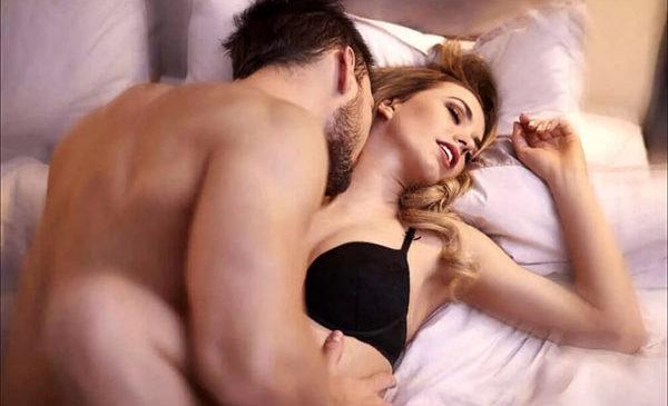 30-дневный секс-челлендж